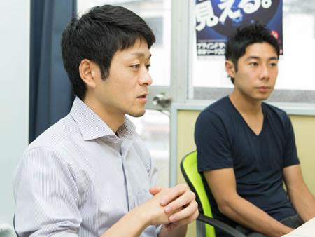 「ソニックガーデンとの仕事なら安心して変えていける」と語る松崎氏