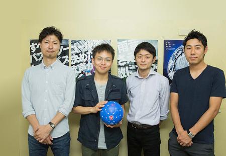 日本ブラインドサッカー協会様